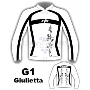 Giulietta Ladies Biker Jacket - Various Colours Available