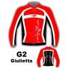 Giulietta Ladies Biker Jacket - Various Colours Available