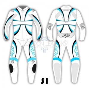 RTX Tron Legacy Motorcycle Leathers - 9 Colours