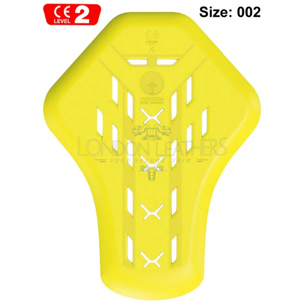 Forcefield Isolator PU Level 2 Back Protection Armoured Motorcycle Jacket Insert 002