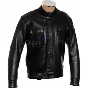 SALE - RTX Roadmaster Pure Leather Biker Jacket