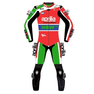 Aprilia MotoGP Espargaro Scott Redding Race Leathers