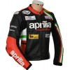 Aprilia SBK MAX Italia Max Motorcycle Leather Motorcycle Suit