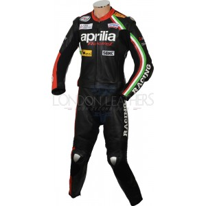 Aprilia Custom Made Motorcycle Leather Suit