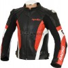 Aprilia Racing RSV Motorcycle Leather Jacket