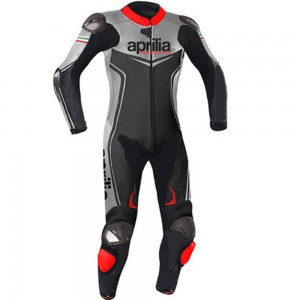 2018 Aprilia Racing RSV 4RR Motorcycle Biker Leather Suit