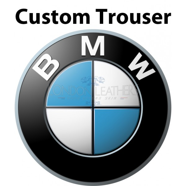 Custom Built BMW Leather Trouser