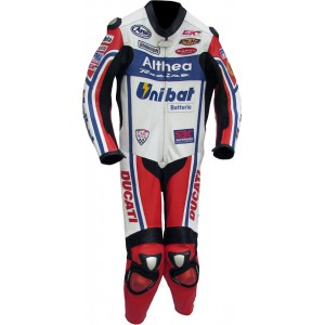 Carlos Checa Althea Racing DUCATI Race Leathers