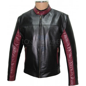 RTX Bruce Wayne Genuine Leather Jacket