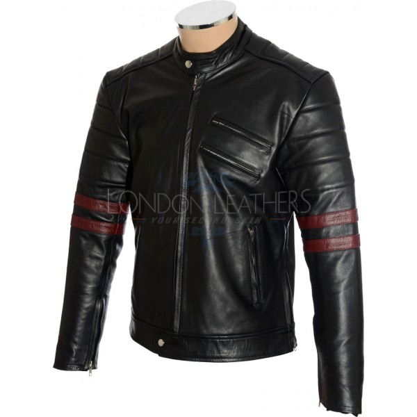 Aero Glider Leather Jacket
