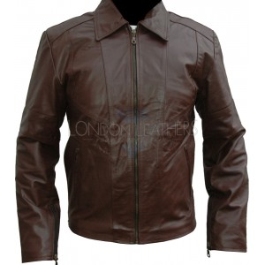 Club SPIRIT Leather Jacket