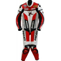 TROY BAYLISS Pro Replica Ducati Race Leathers
