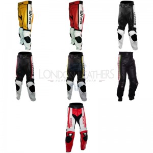 Custom Built Ducati Leather Trouser