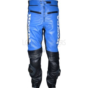Honda Repsol Movistar Telefonica Leather Trouser