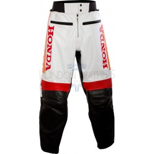 Honda Repsol Gas MotoGP Race Rep Leather Trouser