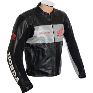 Honda leather motorcycle jackets