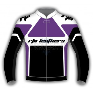 RTX Alpine Leather Motorcycle Jacket - 8 Colours