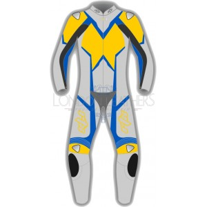 RTX REBEL Race Pro Leather Biker Suit - 8 Options
