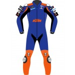 KTM TECH 3 Racing Oliveira Syahrin MotoGP Replica Biker Race Leathers