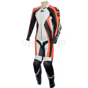 RTX Pro Neon Tech Racing Motorcycle Leathers