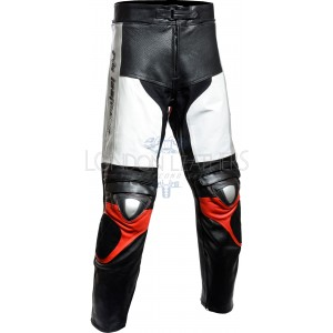 RTX Assassin Genuine Leather Biker Trouser Pant