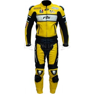RTX Rossi WGP Replica Leather Motorcycle Suit