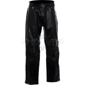 RTX Retro Sports Touring Leather Motorcycle Jeans