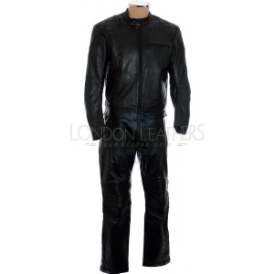 SALE - RTX Retro Sports Touring CE Leather Two Piece Suit