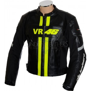 RTX Valentino Rossi VR46 Neon Racing Jacket