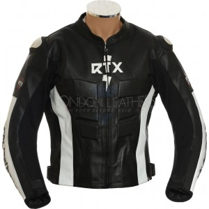 RTX Blade Runner Pro Leather Motorcycle Jacket