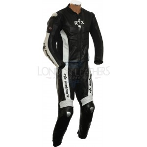 RTX Blade Runner Pro Race Ready Leather Biker Suit