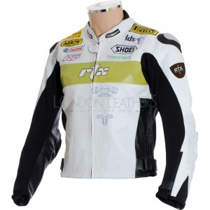 RTX Hannspree WSB Replica Motorcycle Jacket