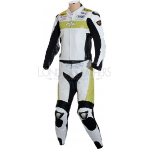 RTX Hannspree WSB 2Pc Motorcycle Leather Suit