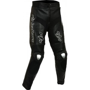 RTX Panther Black Motorcycle Trouser Pant