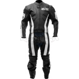 Reltex Stig Track Day Racing Leather Motorcycle Suit
