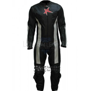 CLASSIC RTX Pro Racing Leather Motorcycle Suit