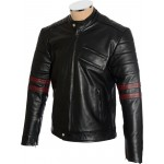 SALE - Aviation GLIDER Real Soft Luxury Casual Leather Jacket