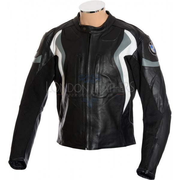 SALE - BMW Motorrad Sports Pro Leather Motorbike Jacket