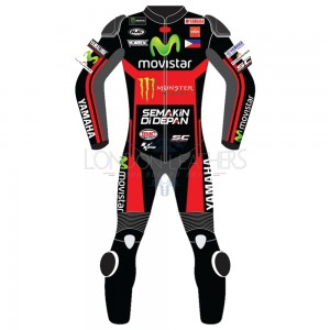 Yamaha Movistar Monster One Piece Race Leathers