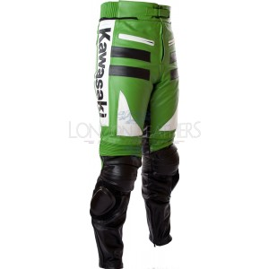 Kawasaki Racing Ninja GREEN Motorcycle Trouser