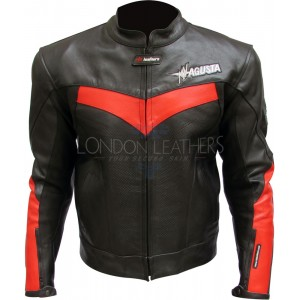 MV Agusta BRUTALE Motorcycle Leather Jacket