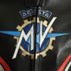 MV Agusta Special Race Rep Edition Leather Biker Jacket