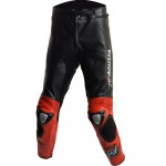 MV Agusta Special Race Rep Edition Leather Biker Trouser Pants