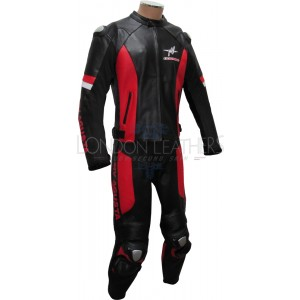 MV Agusta Classic Corse Black Race Leathers