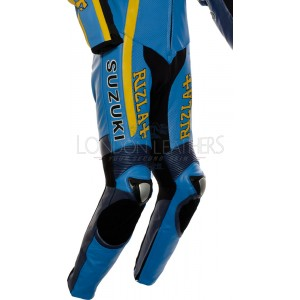 Rizla Suzuki MotoGP Racing Premium Leather Trouser