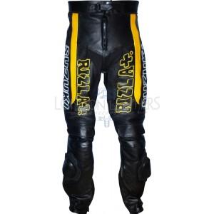 RIZLA Black Special Edition Motorbike Trouser