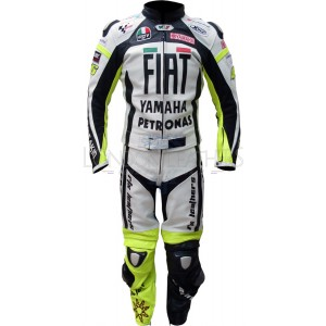 FIAT Yamaha Valentino Rossi 46 Race Replica Motorcycle Suit