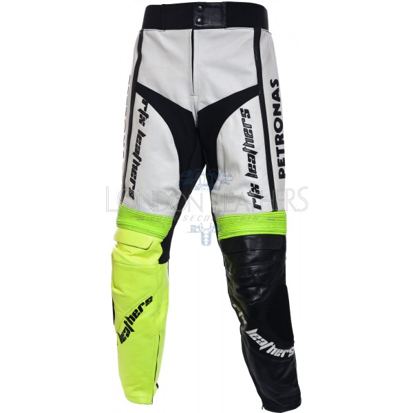 FIAT Yamaha Valentino Rossi 46 Leather Trouser