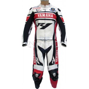 WGP Yamaha 50th Anniversary Edition R1 Leather Suit
