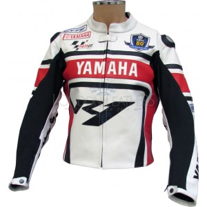 WGP Yamaha R1 50th Anniversary Motorcycle Jacket